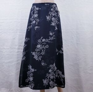 Emma James Women Skirt Floral Size 10P- NWT - 6.12